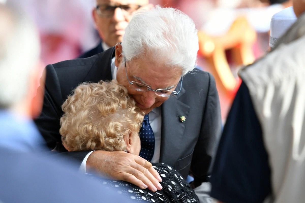 Italia conmemora el primer aniversario del derrumbe del puente Morandi en medio de la crisis política