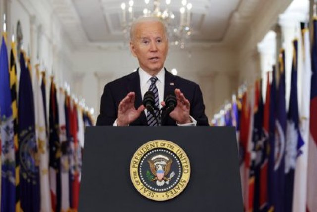 Joe Biden, presidente de EEUU (Europa Press)