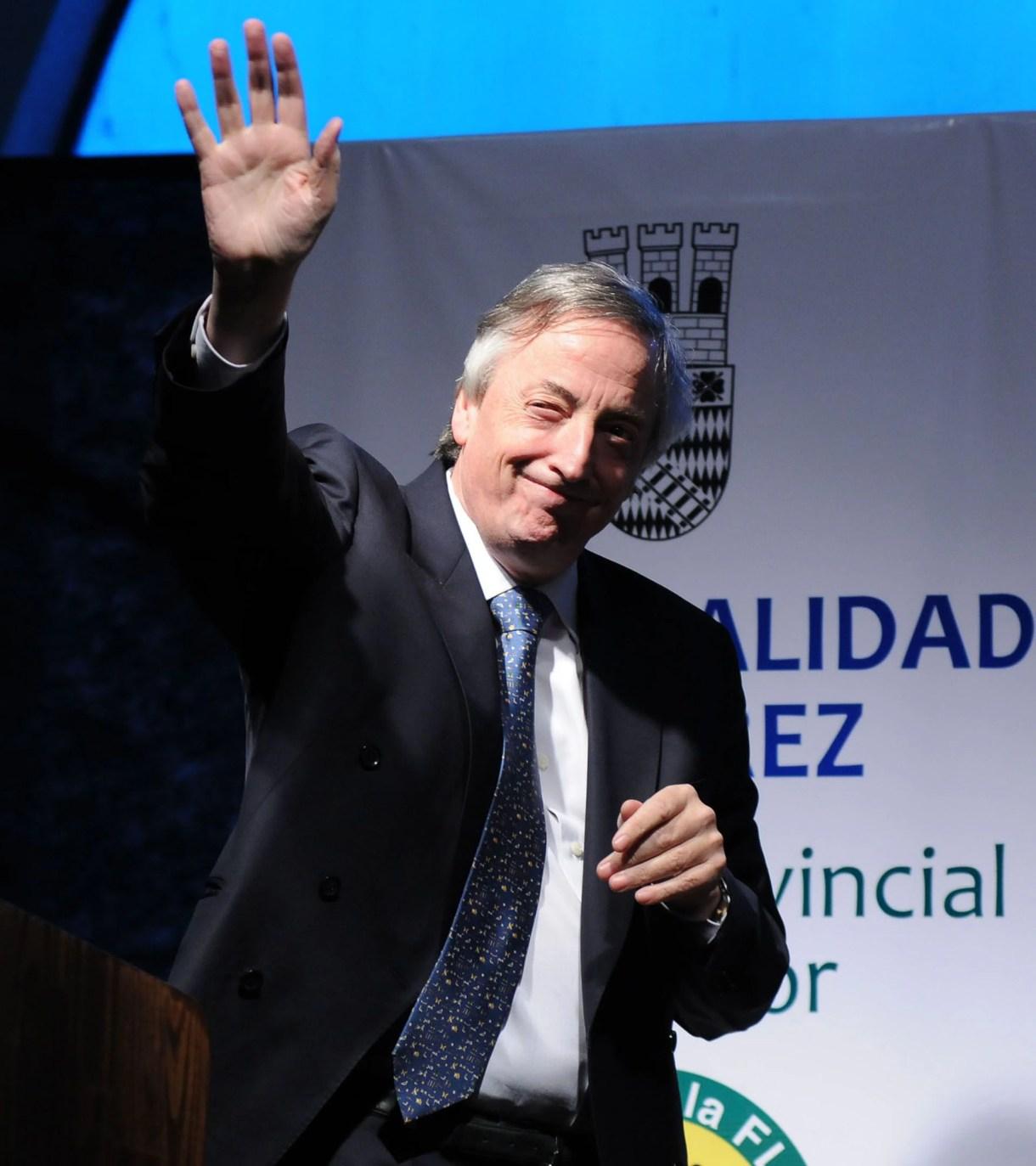 Néstor Kirchner (NA)