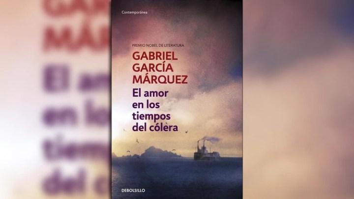 """""""El amor en los tiempos del cólera"""" de Gabriel García Márquez"""