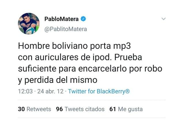 Pablo Matera, capitan de los pumas