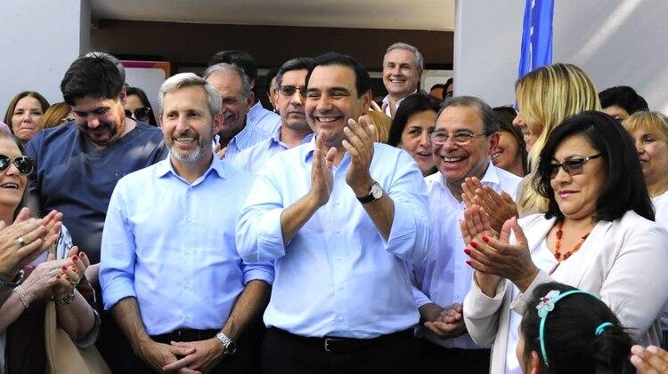 El radical Gustavo Valdés será el primero de los cinco mandatarios de Cambiemos que pone en juego su distrito