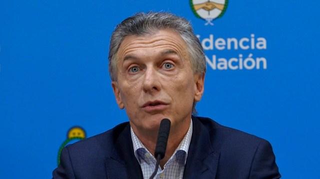 Mauricio Macri (Gustavo Gavotti)
