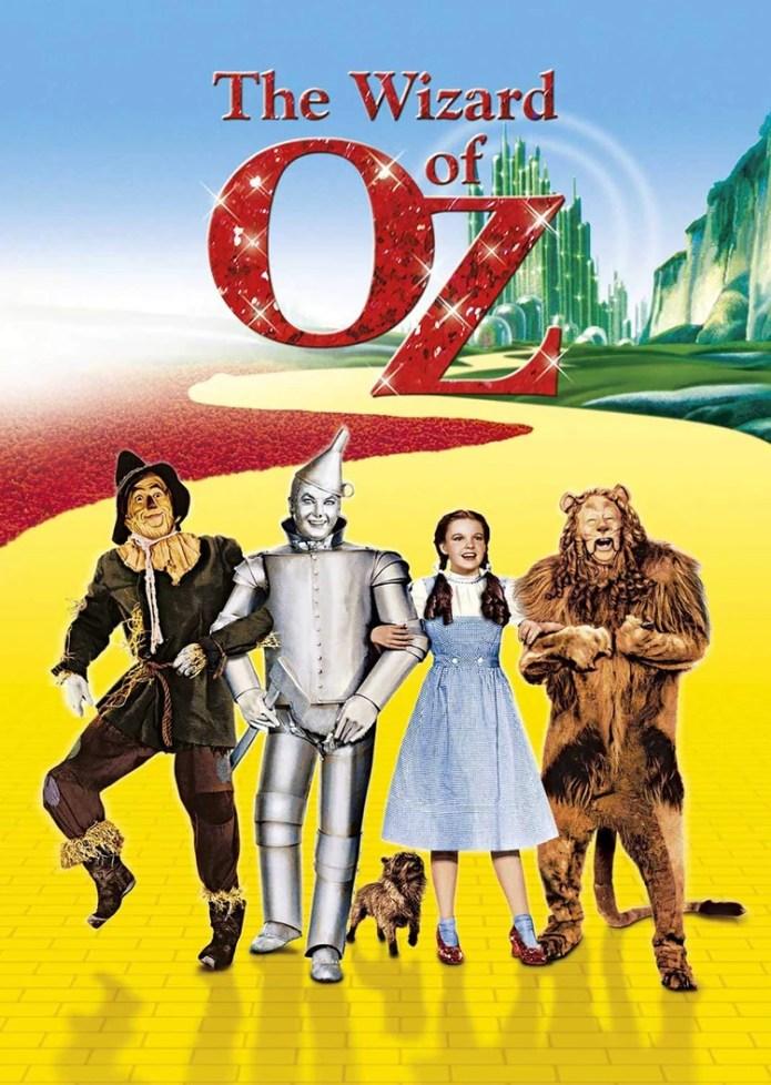 El Mago de Oz es el musical más influyente de la historia de Hollywood