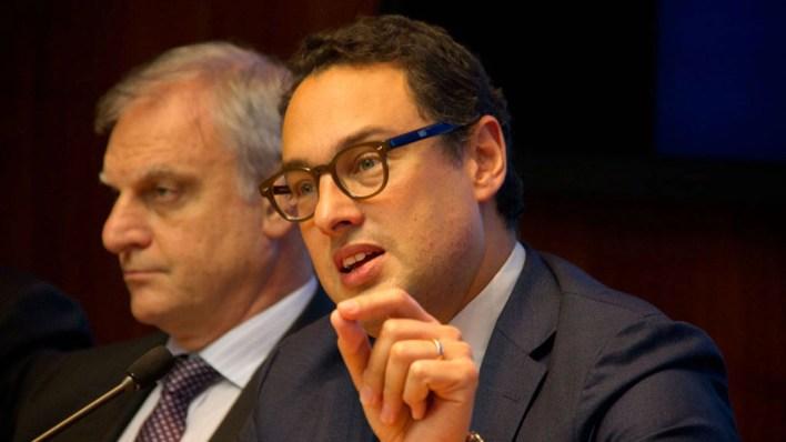 Leandro Ciccioli, titular de la Afip