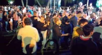 La fiesta en Santa Elena, en la que participaron más de 3.000 personas