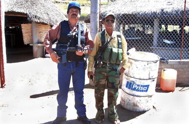 Las series que hablan del narcotráfico siempre representan otros estados de México, menos Durango (Foto: Especial)