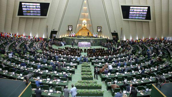 Parlamento de Irán (Reuters)