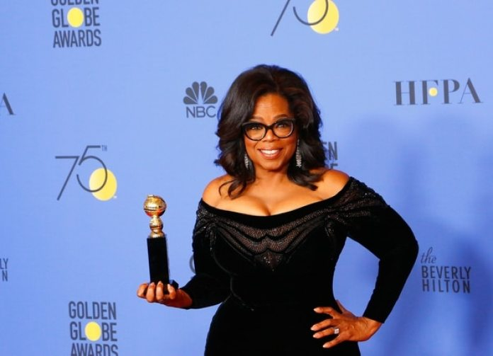 Oprah Winfrey (The Grosby Group)
