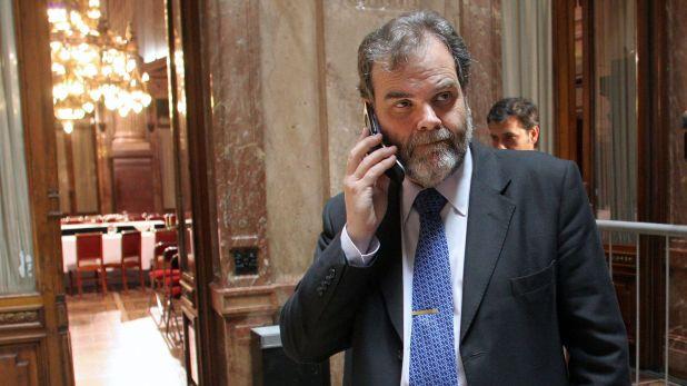 Eugenio Semino, promotor de la causa que hoy llegó a la Corte