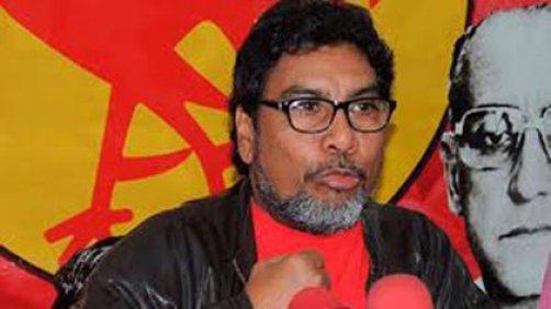 Oscar Figuera, secretario general del PCV