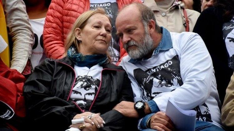 Stella Maris Peloso y Sergio Maldonado (Nicolás Stulberg)