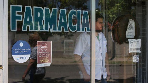 Los medicamentos subieron 6,5% en promedio el mes pasado