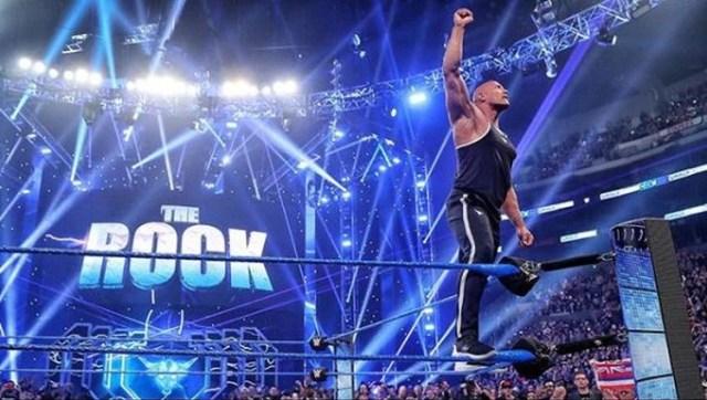 Dwayne Johnson cambió en tres ocasiones su sobrenombre en su etapa como luchador (Foto: Instagram@the rock)