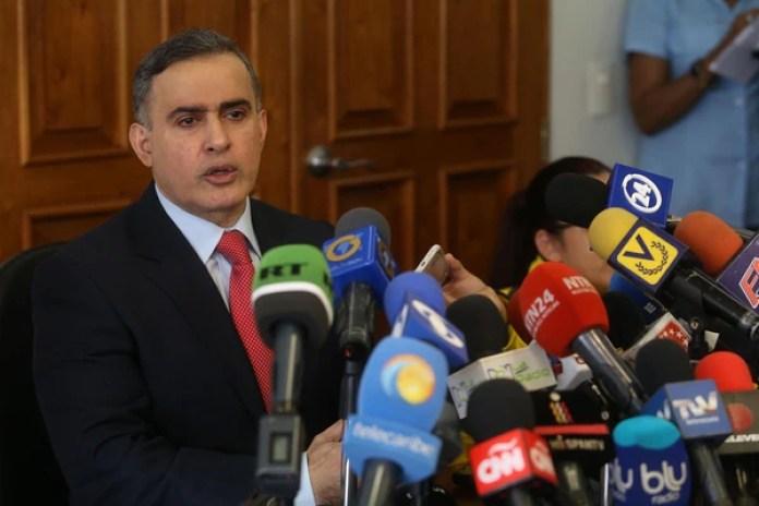 Tarek William Saab, fiscal general designado por el chavismo tras desplazar a Luisa Ortega Díaz