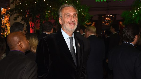 El fiscal de Cámara Germán Moldes