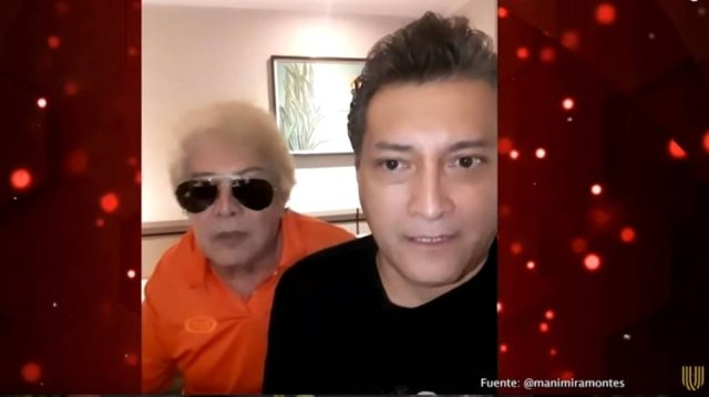 Joaquín Muñoz se retractó sobre la supuesta segunda muerte de Juan Gabriel (Video: Captura Unicable)