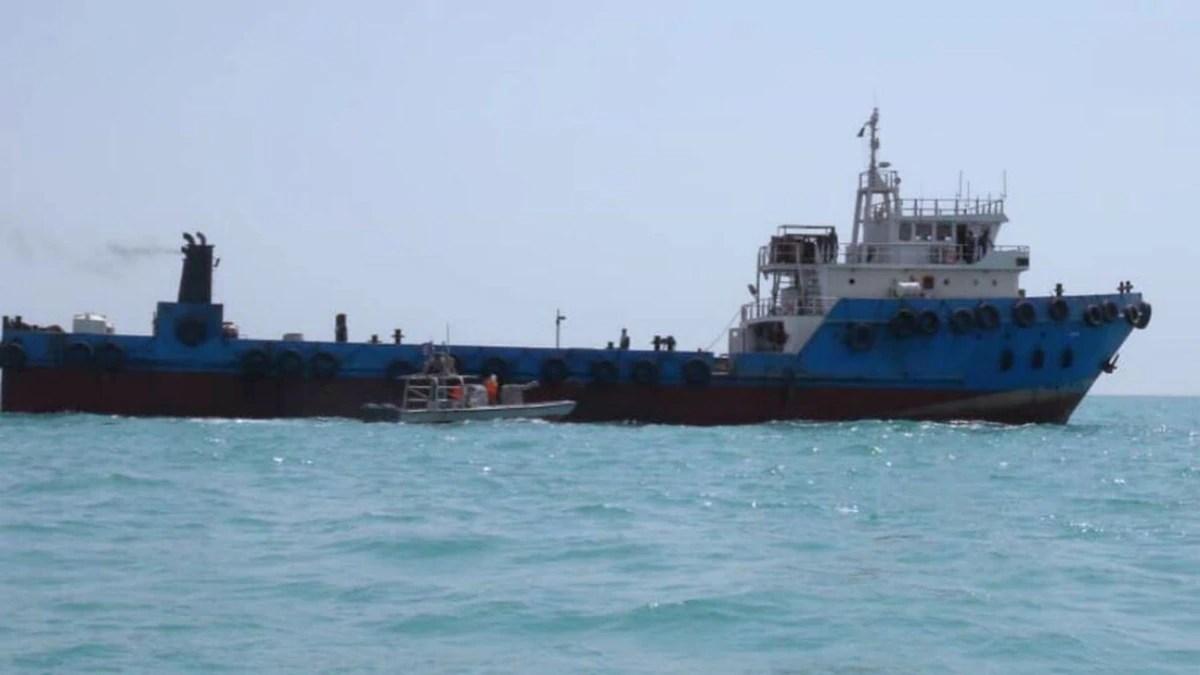 Irán capturó a otro petrolero extranjero en el Golfo Pérsico: ya van tres en un mes y extiende la zona de conflicto