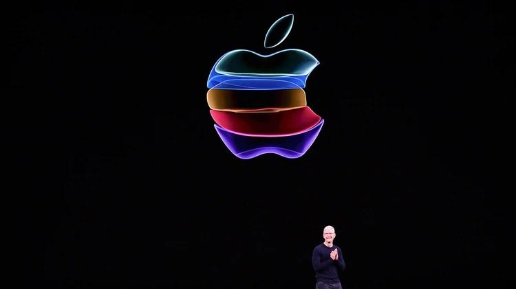 Hace unos días se liberó una nueva actualización de iOS para mejorar la experiencia de los usuarios. (Foto: Josh Edelson/AFP)