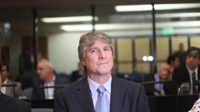 Amado Boudou (Matias Baglietto)