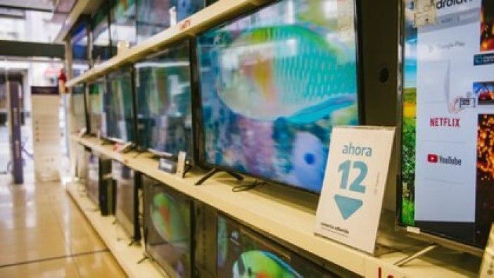 Los precios de los televisores LED no tuvieron prácticamente aumentos, en promedio, entre diciembre y enero