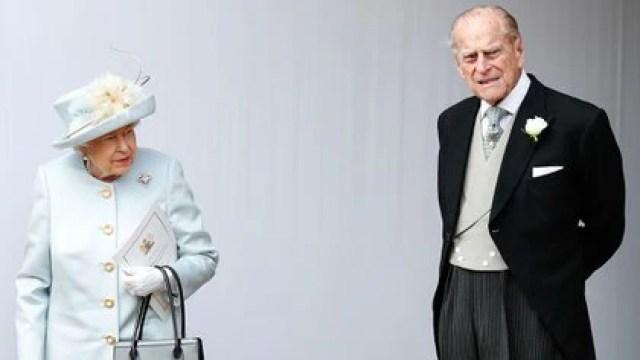 Felipe de Edimburgo y la reina Isabel estuvieron casados 73 años