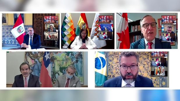 Grupo de Lima sobre venezuela