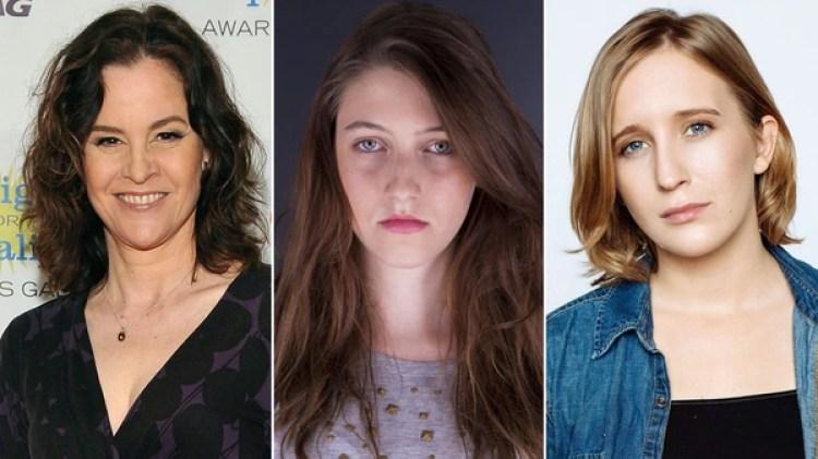 Ally Sheedy, Violet Paley, Sarah Tither-Kaplan