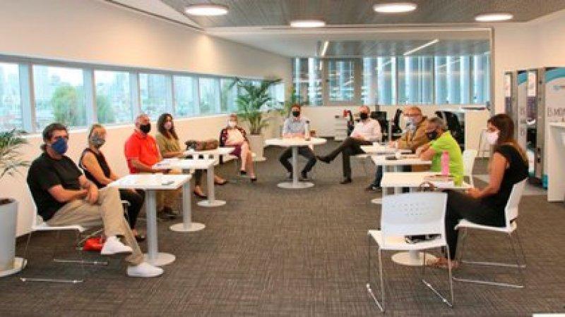 La primera reunión del año entre el gobierno porteño y los gremios docentes.