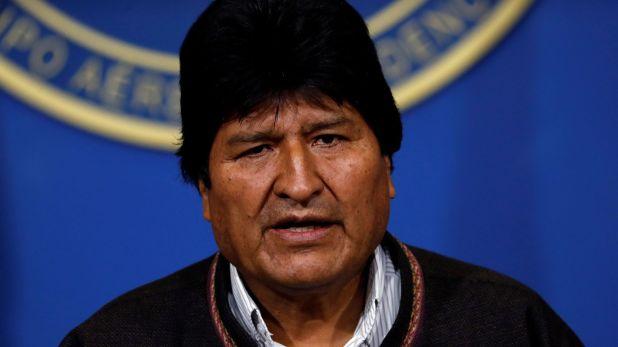Evo Morales REUTERS/Carlos Garcia Rawlins