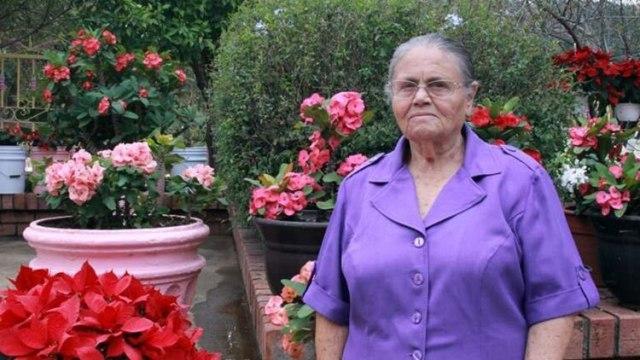La mamá delnarcotraficante mexicano vive custodiada por hombres armados (Foto: Archivo)