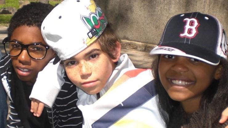 Cameron comenzó a actuar a los 9 años (IG: @thevictorboyce)