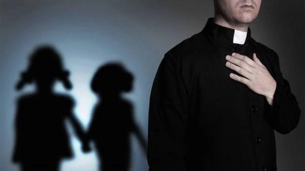 Resultado de imagen para IMAGENES pedofilia sacerdotal