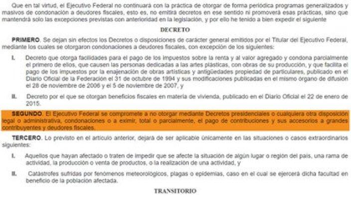 Decretos y diversas disposiciones de carácter general emitidos en términos del artículo 39 (Foto: Dario Oficial de la Federación)
