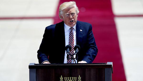 Como presidente de los Estados Unidos, Donald Trump representa una incógnita en el enfoque del cambio climático. (AFP / foto de Jack GUEZ)