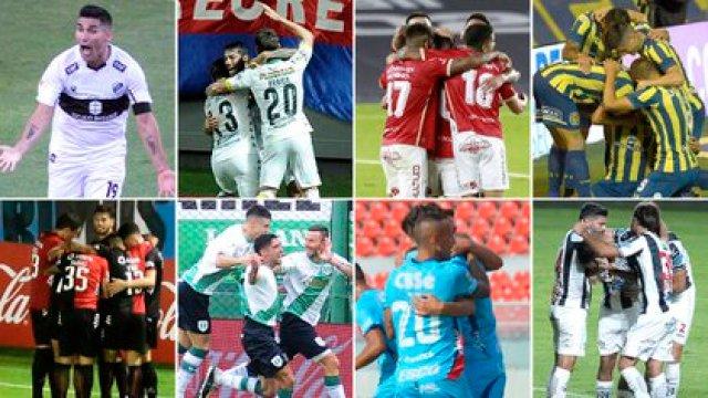 Platense-Colón, Aldosivi-Banfield, Argentinos-Arsenal y Rosario Central-Central Córdoba, los duelos del sábado