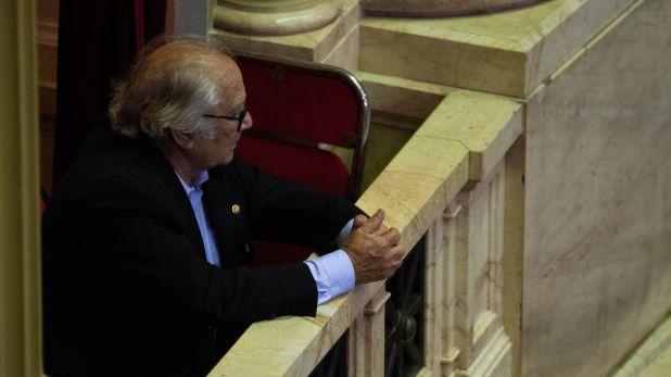 Pérez Esquivel en la apertura de las sesiones ordinarias de este año (Franco Fafasuli)