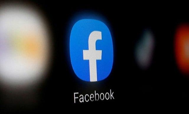 FOTO DE ARCHIVO: Un logo de Facebook en un teléfono en esta ilustración tomada el 6 de enero de 2020. REUTERS/Dado Ruvic/Illustration/File Photo