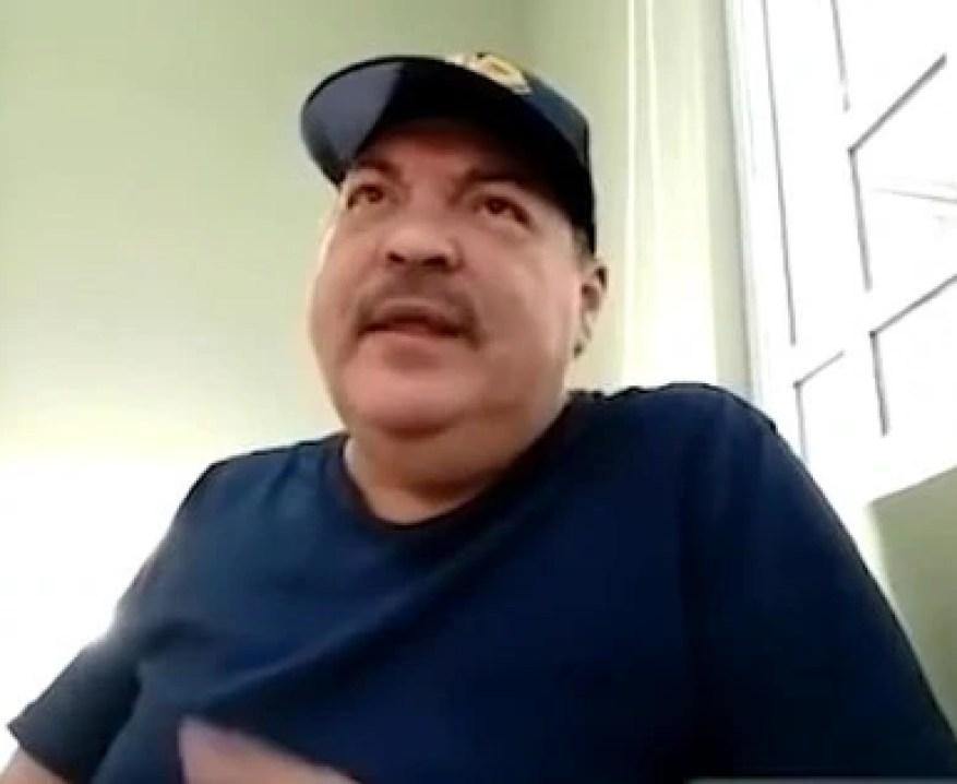 Preciado expressed his dislike for the lying corridos