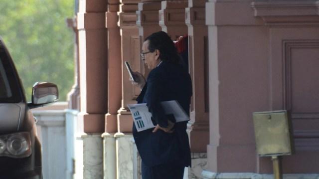 Hubo versiones, desmentidas desde Casa Rosada, de que Dante Sica podría dejar el gabinete (Franco Fafasuli)
