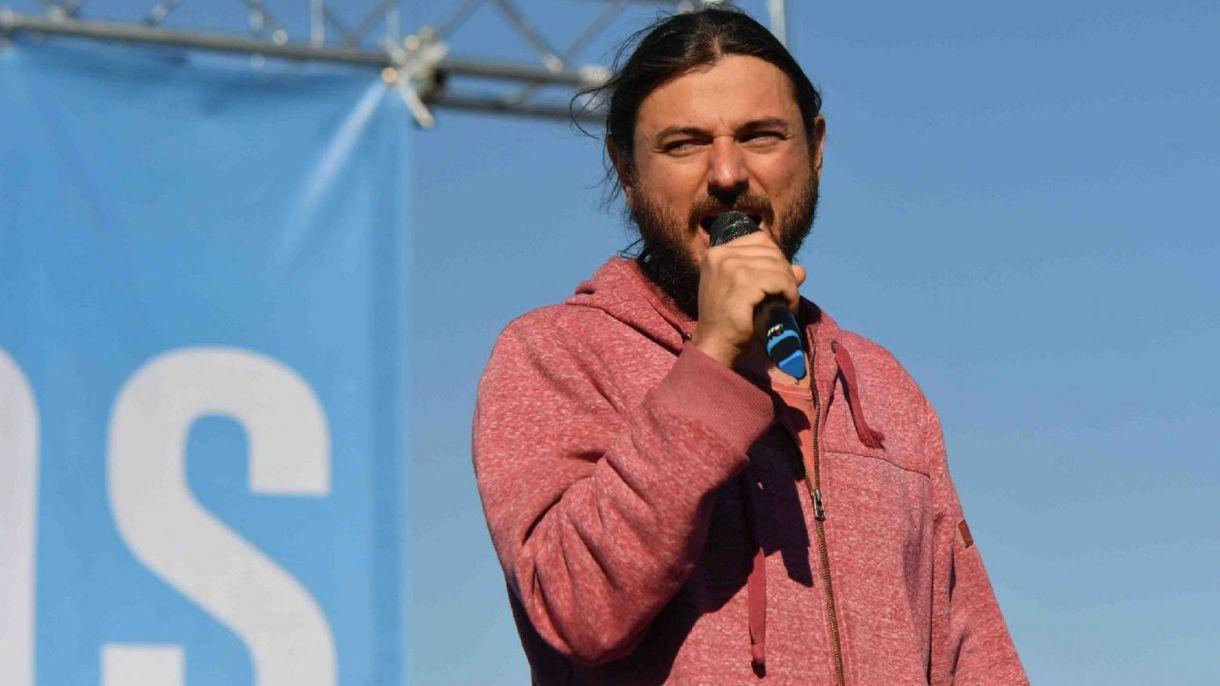 Juan Grabois (Télam)