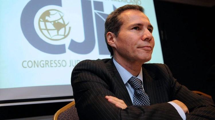 El fiscal Alberto Nisman (foto NA)