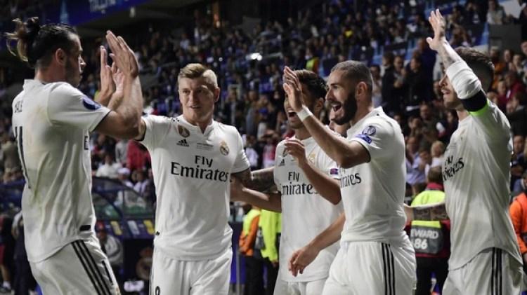 (AFP) Real Madrid perdió una pieza clave como Cristiano Ronaldo esta temporada