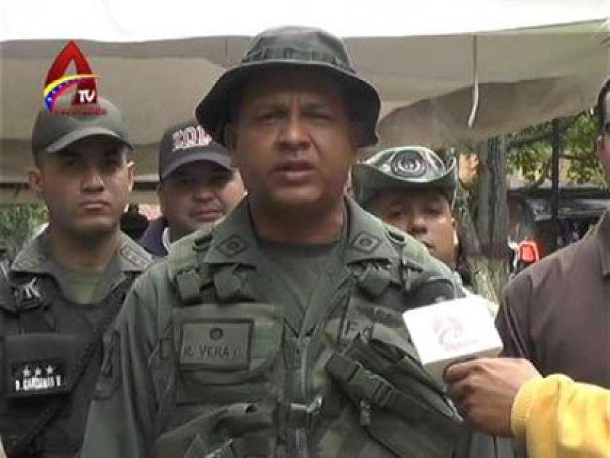 GD Robinson José Vera