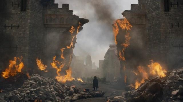"""""""Game of Thrones"""" ya está llegando a su final"""