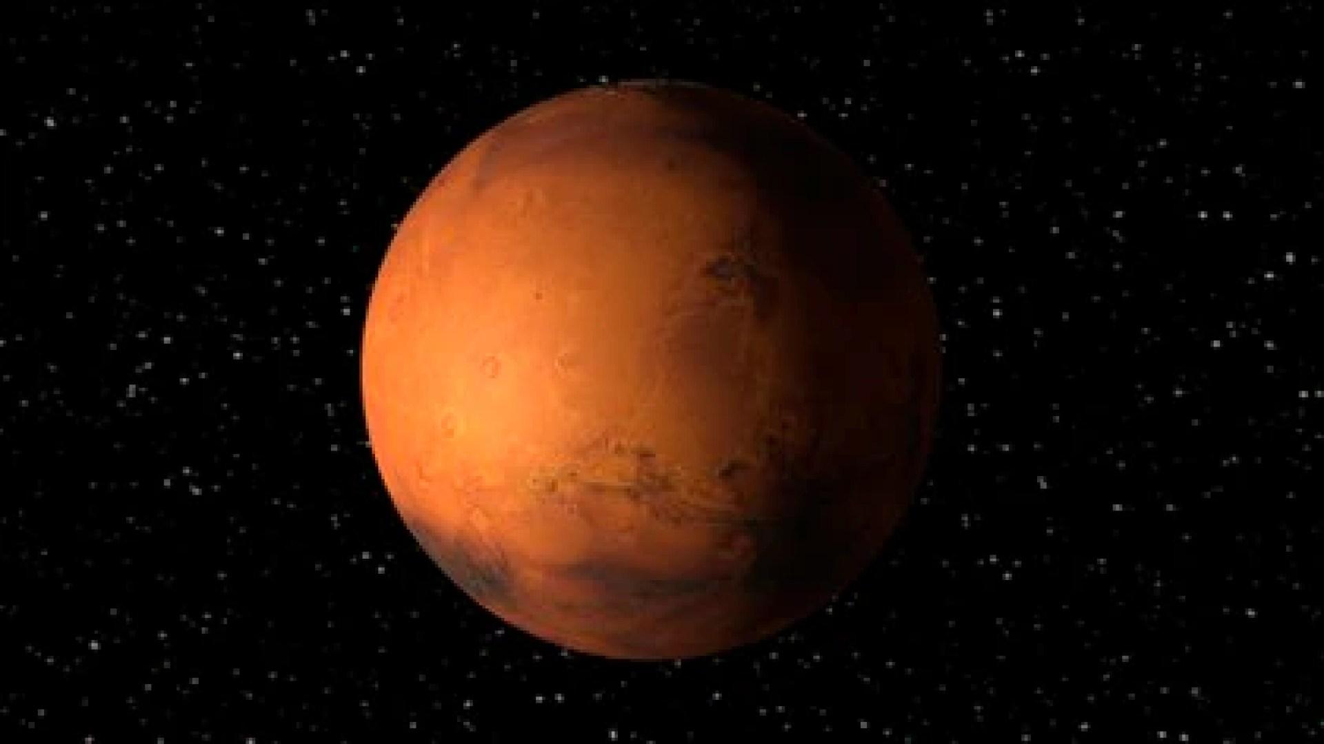 """""""Las disputas se resolverán mediante principios de autogobierno, establecidos de buena fe, en el momento del asentamiento en Marte"""", dice un artículo de los Términos de Servicio de Starlink.(NASA)"""