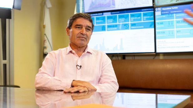 Fernán Quirós - Ministro de Salud de la Ciudad Autónoma de Buenos Aires