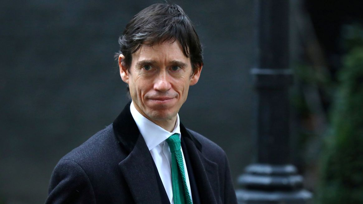 Rory Stewart (REUTERS)