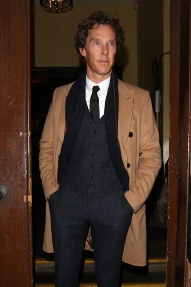Benedict Cumberbatch (Crédito: Beretta / Sims / Shutterstock)