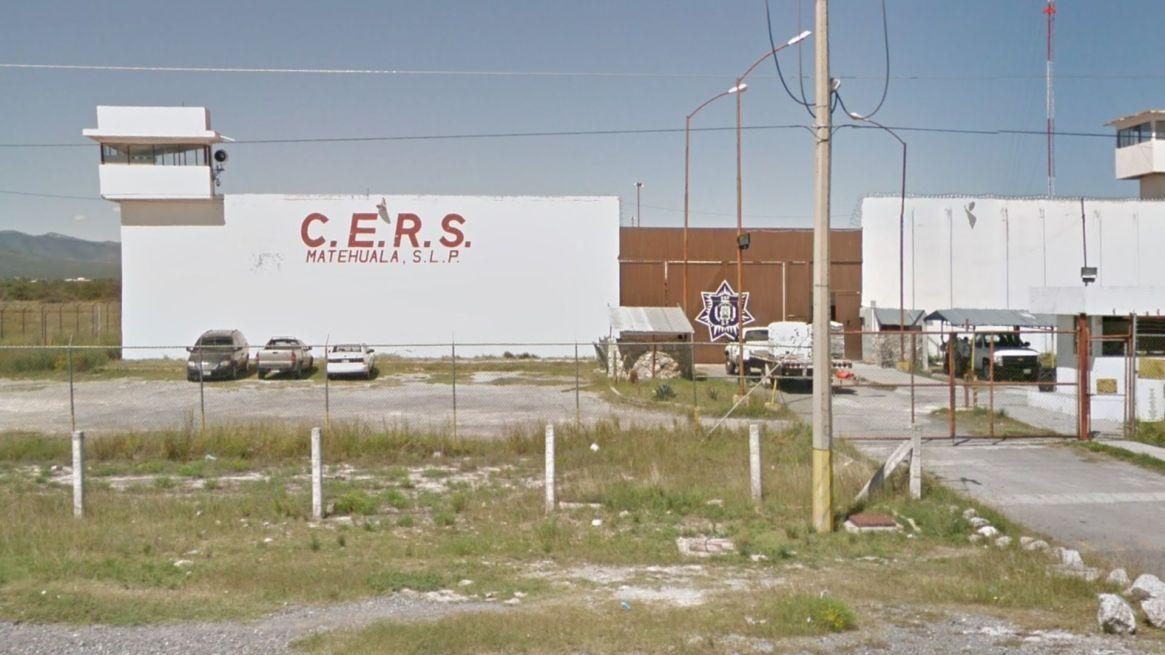 El Centro Penitenciario de Matehuala en San Luis Potosí también tiene celebrado contratos con empresas para operar maquila desde ahí (Foto: Google Maps)